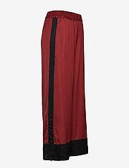 InWear - ToryIW Pant - bukser med brede ben - russet brown - 3