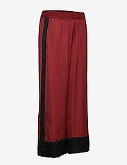 InWear - ToryIW Pant - bukser med brede ben - russet brown - 4