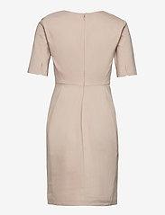 InWear - Zella Dress - vardagsklänningar - sandstone - 2
