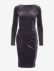 InWear - OnoIW Drape Dress - juhlamekot - black - 0