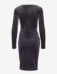 InWear - OnoIW Drape Dress - juhlamekot - black - 1