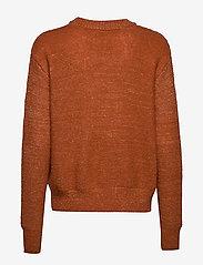 InWear - OridaIW Pullover - neulepuserot - rust - 1