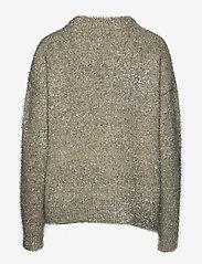 InWear - OzonaIW Pullover - neulepuserot - silver - 1