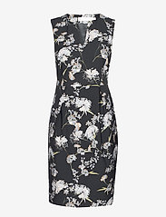 InWear - MahinIW Slim Dress - midimekot - rust elderflower - 0