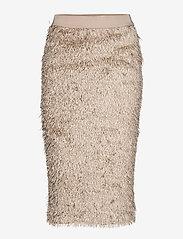 InWear - OranIW Skirt - midi - silver - 0