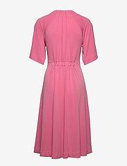 InWear - AbelIW Dress - do kolan & midi sukienki - morning glory - 1