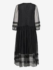 InWear - GeneIW Dress - kveldskjoler - black - 1