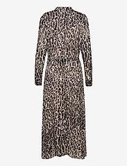 InWear - VengaIW Dress - alledaagse jurken - ash grey wild leo - 2