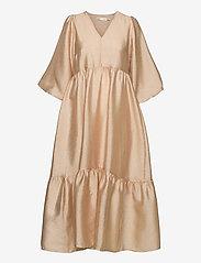 InWear - YivaIW Dress - sommerkjoler - powder beige - 1