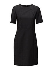 Noyan Dress HW - BLACK