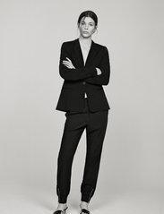 InWear - Nica L Pants - spodnie proste - black - 5