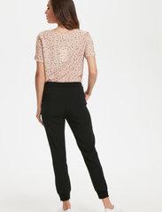 InWear - Nica L Pants - spodnie proste - black - 6