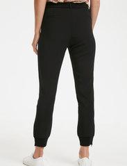 InWear - Nica L Pants - spodnie proste - black - 7