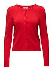 Rita Cardigan - FIERY RED