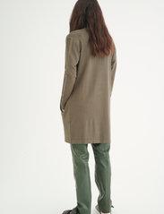 InWear - Renee Cardigan - jakas - beetle green - 4