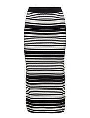Yetta Skirt - BLACK