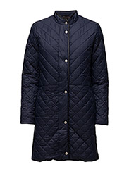 Zaria Coat - MIDNIGHT