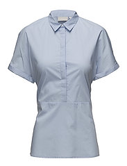 Gryta Shirt - BRUNNERA BLUE