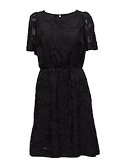 Gora Dress - BLACK