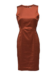 Zoelle 2 Dress - BOMBAY BROWN
