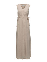 Blitz Dress - POWDER BEIGE