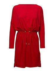 Tinne Dress KNTG - RACING RED