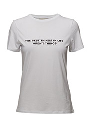 Terne Tshirt - THE BEST... / PURE WHITE
