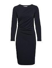 Trude Dress - MARINE BLUE