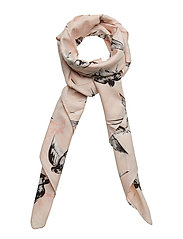 Heather Scarf ACCS - SWALLOWS CAMEO ROSE