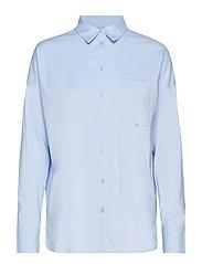 Baldwin Short Shirt - LIGHT SKY