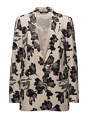 Chan Blazer HW - WATERCOLOR FLOWER FRENCH N
