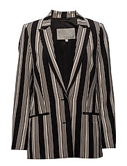 Chan Blazer HW - STRIPE FRENCH NOUGAT
