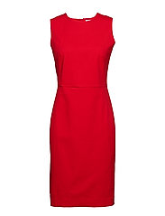 Ceri Dress HW - RACING RED