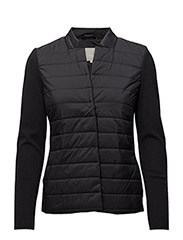 Ceara Short Coat OW - BLACK