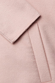 InWear - Carmeo Coat - wool jackets - cameo rose - 3