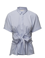 Baldwin Tie Shirt LW - LIGHT SKY