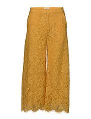 Sabri Cropped Pants LW - SOLAR POWER