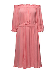 Robyn Dress - STRAWBERRY PINK