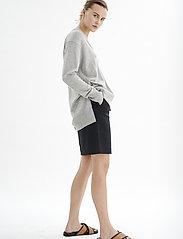 InWear - Zella Skirt - jupes crayon - black - 3