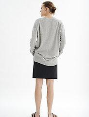 InWear - Zella Skirt - jupes crayon - black - 4