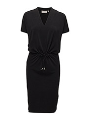 Siri Dress KNTG - BLACK