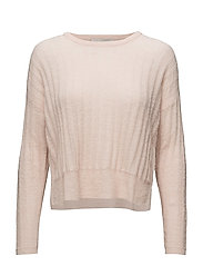 Sincere Pullover KNIT - PEARL BLUSH