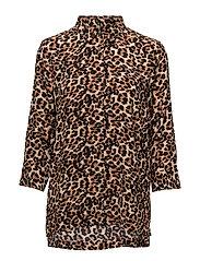Subira Shirt LW - LEOPARD