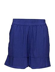 Subira Shorts LW - CLEMATIS BLUE