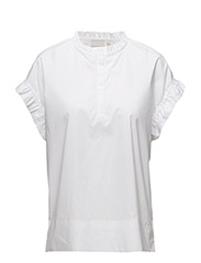 Saia Top LW - PURE WHITE