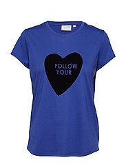 Ani AO_18 T-shirt KNTG - FOLLOW PEARL BLUSH