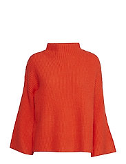 Floy Pullover - FIERY RED