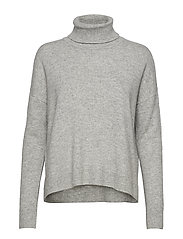 Frith Pullover KNIT - NEW LIGHT GREY MELANGE