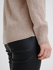 InWear - Cedar Pant - læderbukser - black - 5