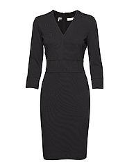 Gustava Dress HW - BLACK